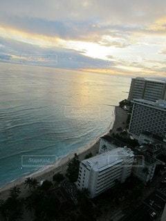 ハワイの夕焼けの写真・画像素材[2261608]