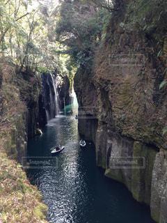 宮崎 高千穂峡の写真・画像素材[2357818]