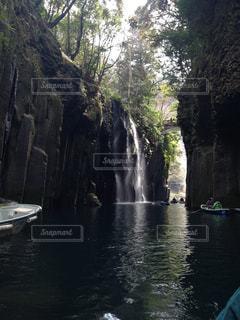 宮崎 高千穂峡の写真・画像素材[2357821]
