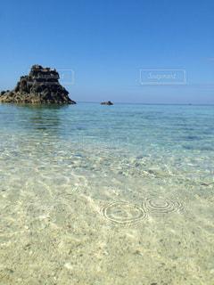 慶良間の海の写真・画像素材[2359719]