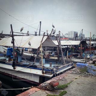 漁船の写真・画像素材[2262742]