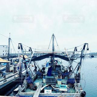 漁船の写真・画像素材[2262744]