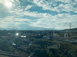 車窓からの写真・画像素材[2265664]