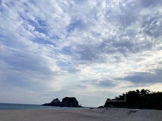 空と海の写真・画像素材[2267663]