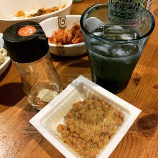 酢納豆美味しい!の写真・画像素材[2262463]