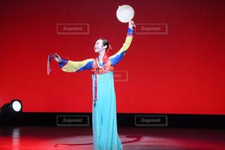 朝鮮舞踊の写真・画像素材[2267259]