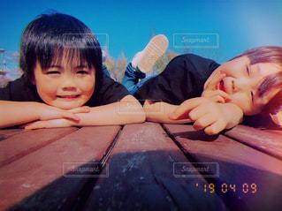 子供の休日の写真・画像素材[2265716]
