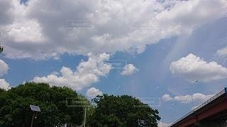 空の雲の写真・画像素材[2266097]