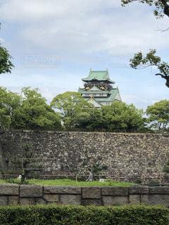 大阪城の写真・画像素材[2265318]