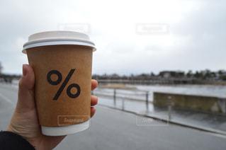 コーヒー1杯の写真・画像素材[2265485]