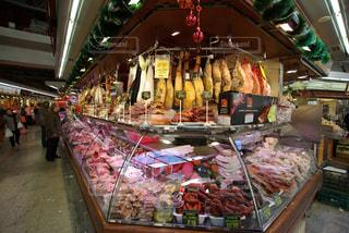 肉屋の写真・画像素材[2267855]