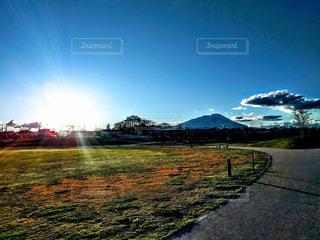 南部富士の写真・画像素材[2267489]