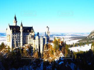 ノイシュヴァンシュタイン城の写真・画像素材[2269343]