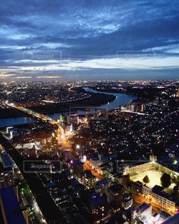 東京の夜景の写真・画像素材[2327482]