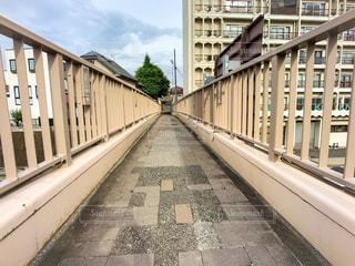 歩道橋からの写真・画像素材[2276476]