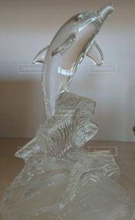 イルカの置物の写真・画像素材[2317141]