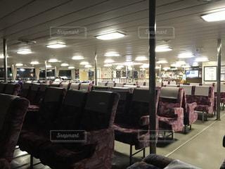 東京湾フェリーの最終便の写真・画像素材[2823480]