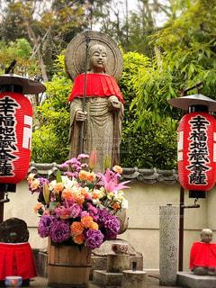 鈴虫寺の写真・画像素材[2287465]