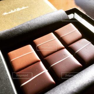 チョコレートの写真・画像素材[2277539]