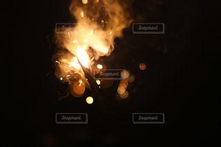 手持ち花火の写真・画像素材[2278315]