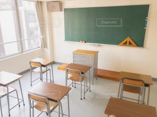 学校の教室の写真・画像素材[2871116]