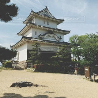 丸亀城の写真・画像素材[2281686]