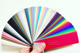 配色カードの写真・画像素材[2299089]