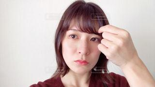 女性ヘアスタイルの写真・画像素材[2638899]