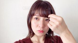 女性ヘアスタイルの写真・画像素材[2638900]