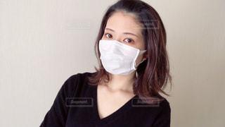 マスクをしている女性の写真・画像素材[2967844]