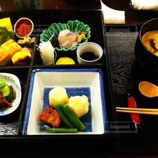 旅館の食事の写真・画像素材[2606975]