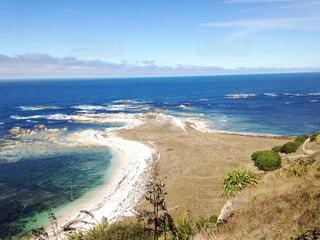 ニュージーランド カイコウラの海の写真・画像素材[2285660]