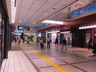 立川駅構内の写真・画像素材[2288117]