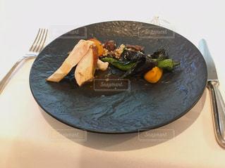 フレンチコース料理の写真・画像素材[2354411]