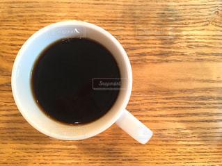 ブラックコーヒーの写真・画像素材[2405843]