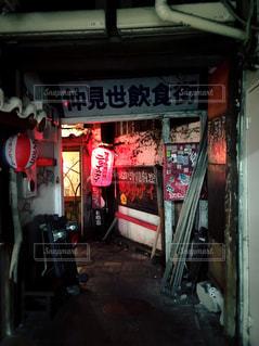 町田の仲見世飲食街の写真・画像素材[2784141]