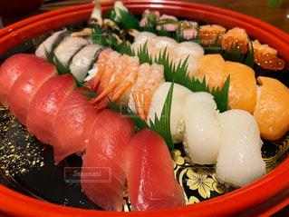 宅配寿司の写真・画像素材[3132467]