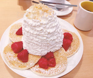 パンケーキの写真・画像素材[3136881]