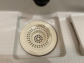 排水口の写真・画像素材[3174691]