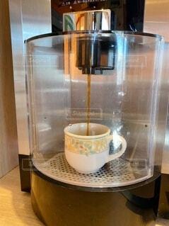 ドリップコーヒーの写真・画像素材[4122562]