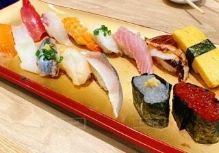 寿司ランチの写真・画像素材[4896086]