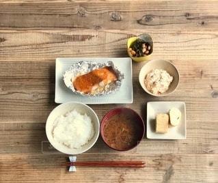 シイラの味噌焼き定食の写真・画像素材[2750652]