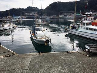漁港の写真・画像素材[2289445]