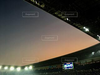 日産スタジアムの写真・画像素材[2378221]