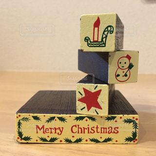 クリスマススタンプの写真・画像素材[2345207]