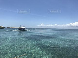 水域のボートの写真・画像素材[2286772]