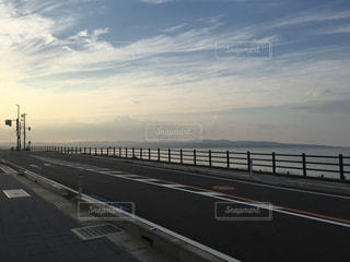 雨晴海岸の写真・画像素材[2287161]