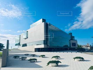 富山県美術館の写真・画像素材[2287162]