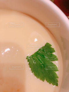 白い皿の写真・画像素材[2307869]