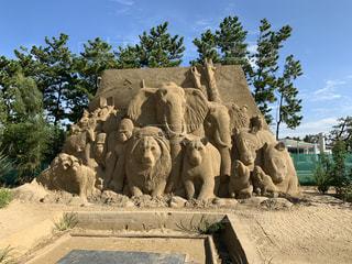 砂の美術館の写真・画像素材[2920973]